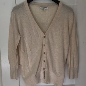 Banana Republic 3/4 sleeve cardigan